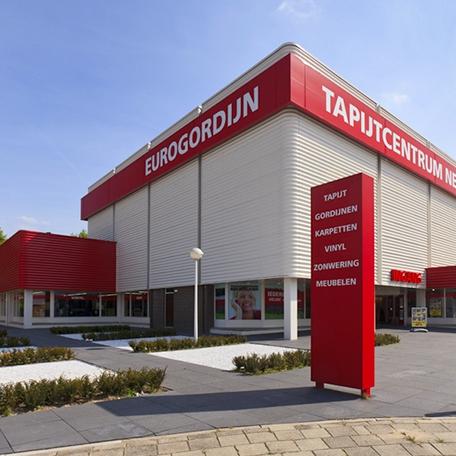 Tapijtcentrum Arnhem, Heerlenstraat 55, 6845 AE Arnhem