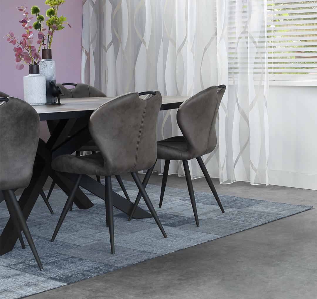 Eettafels en eetkamerstoelen in Best | Tapijtcentrum Nederland